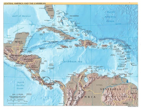 physical geog of the caribbean Geography of barbados geography - note easternmost caribbean island climate edit encyclopaedia britannica, inc physical geography.